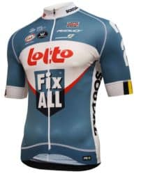 Maillot Lotto-Fix All Giro 2018