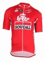 Maillot New Lotto-Soudal Tour de France 2018