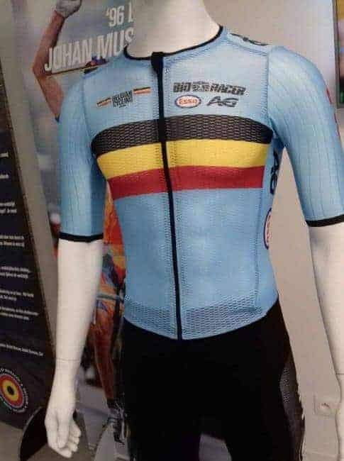 maillot selection belge 2016 qatar