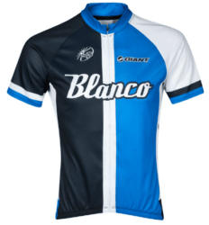 Maillot Blanco Pro Cycling 2013