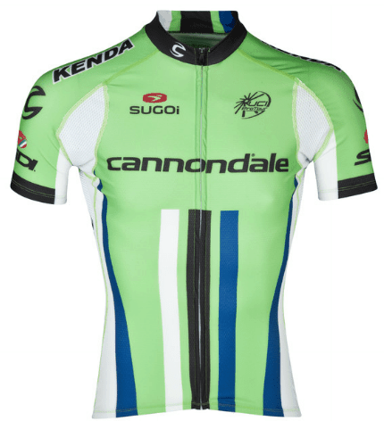 Maillot Cannondale 2013