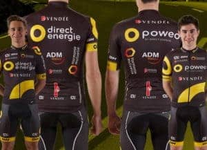 Team Direct Energie 2017
