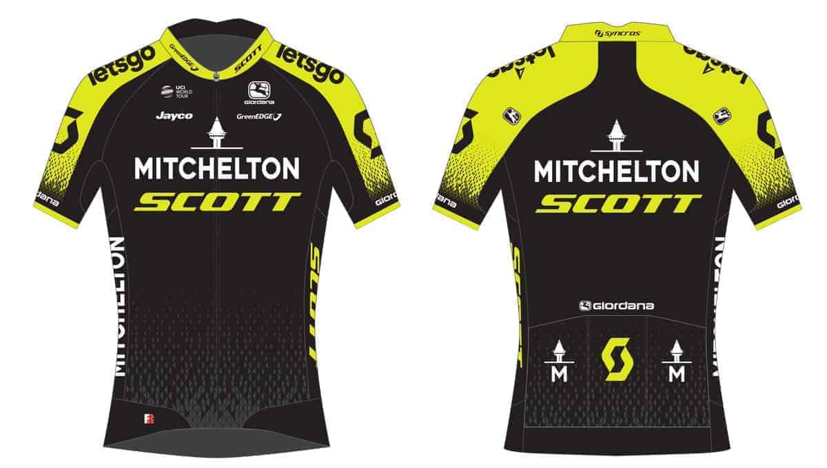 Mitchelton-Scott 2019