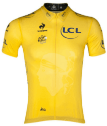 Maillot Jaune Tour de France 2013