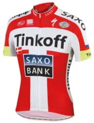 Maillot Champion Danois 2015