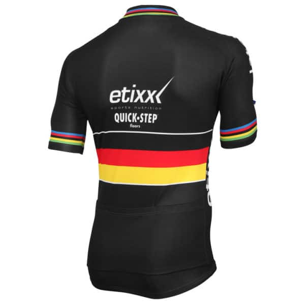 Maillot Champion d'Allemagne CLM 2016 dos