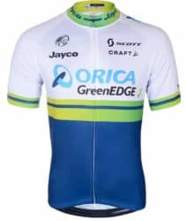 Maillot Orica-GreenEDGE 2014