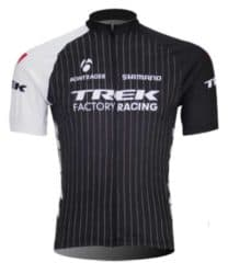 Maillot Trek Factory Racing 2014