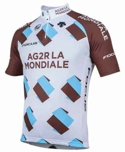 Maillot AG2R 2015