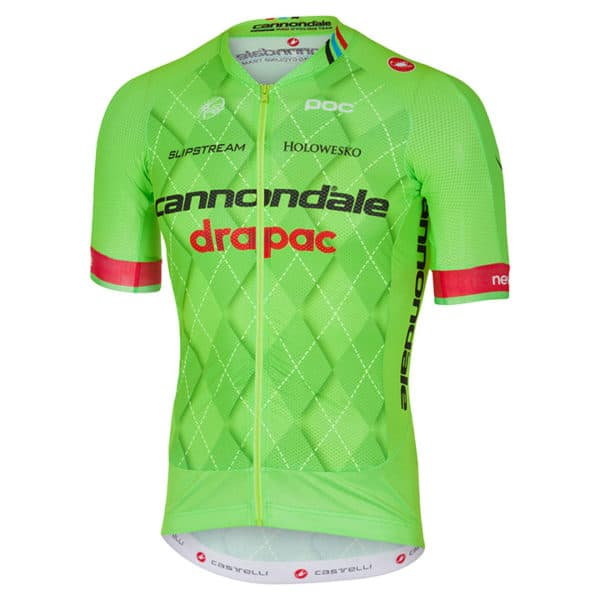Maillot Cannondale-Drapac 2016