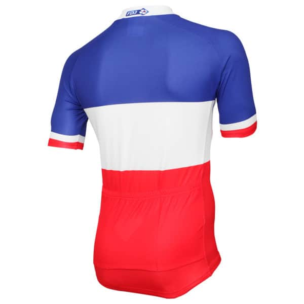 Maillot Champion France 2016 dos