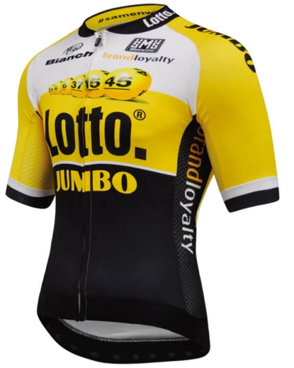 Maillot Lotto-Jumbo 2015