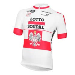 Maillot Champion Pologne 2015
