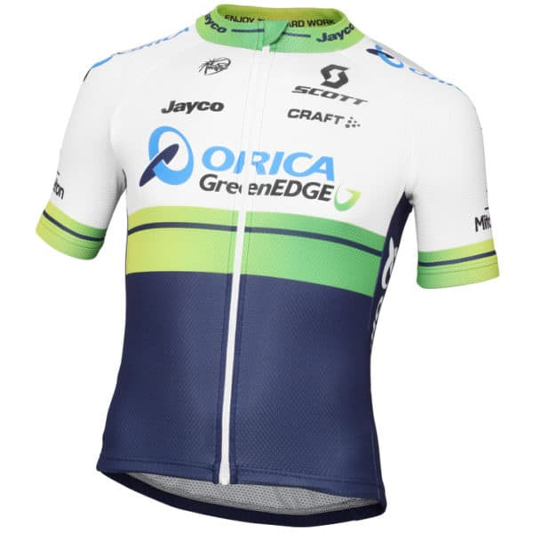 Maillot Orica-GreenEdge 2015
