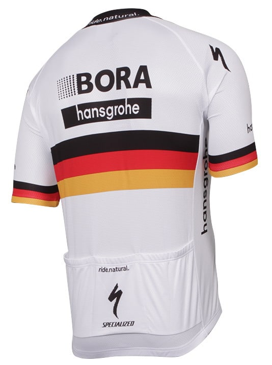 Maillot champion d'Allemagne 2017 dos