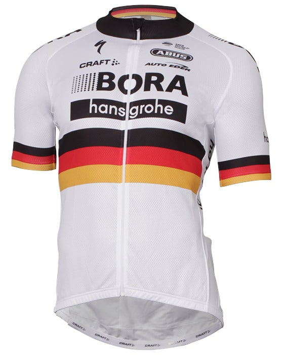 Maillot champion d'Allemagne 2017