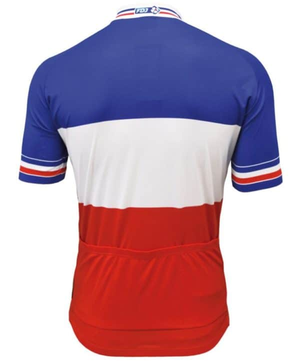 Maillot Champion France 2017 dos