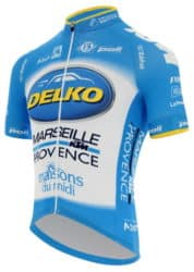 Maillot Delko Marseille Provence KTM 2016