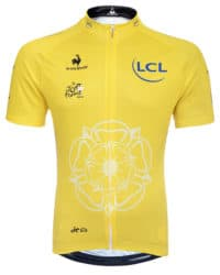 Maillot jaune Tour de France 2014