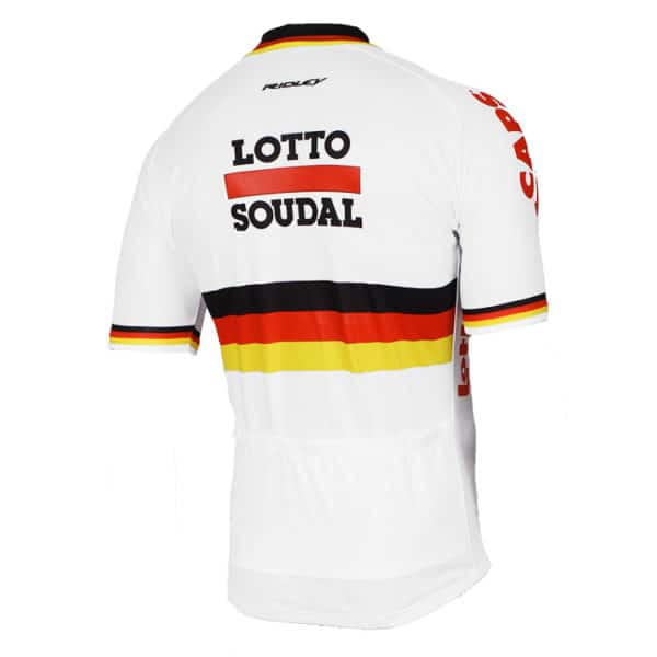 Maillot Champion Allemagne 2016 dos