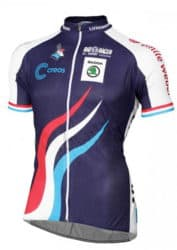 Maillot équipe luxembourg 2015