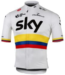 Maillot Champion Colombie 2017