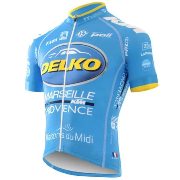 Maillot Delko-Marseille Provence-KTM 2017