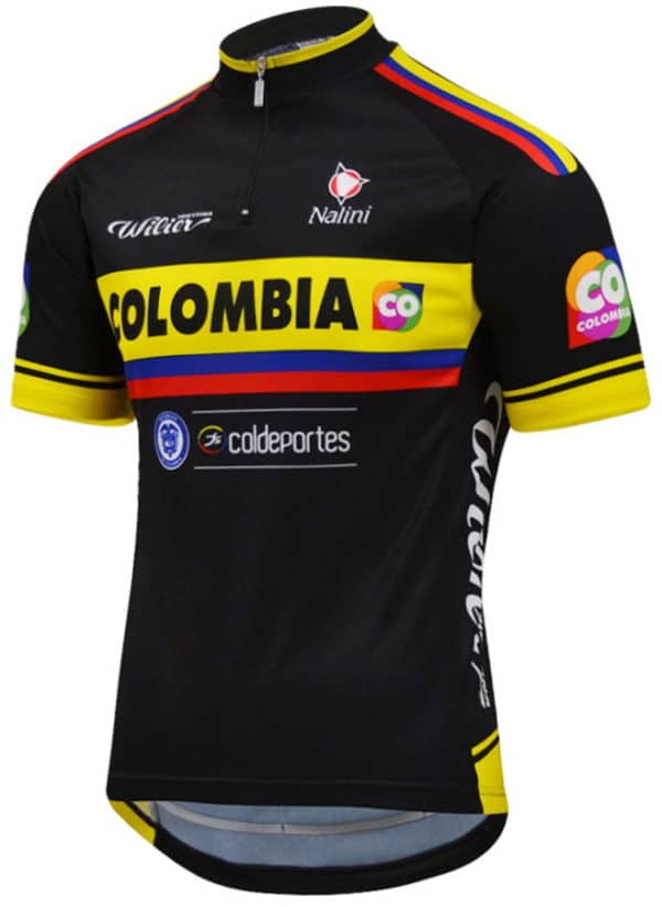 Maillot Colombia 2015