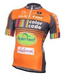 Maillot Color Code-Arden'Beef 2016