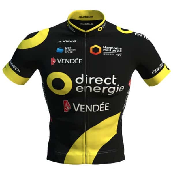 Maillot Direct Energie 2018