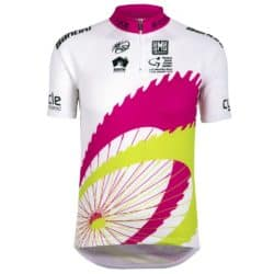 Maillot blanc Tour Down Under 2015