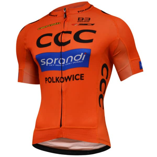 Maillot CCC Sprandi Polkowice 2017