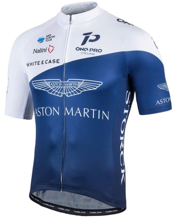 Maillot One Pro Cycling 2018