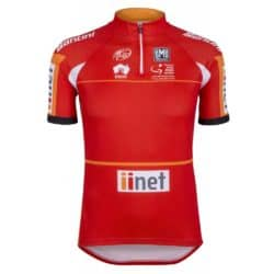Maillot rouge Tour Down Under 2015