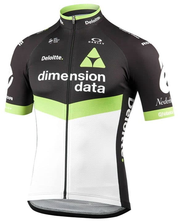 Maillot Team Dimension Data 2017