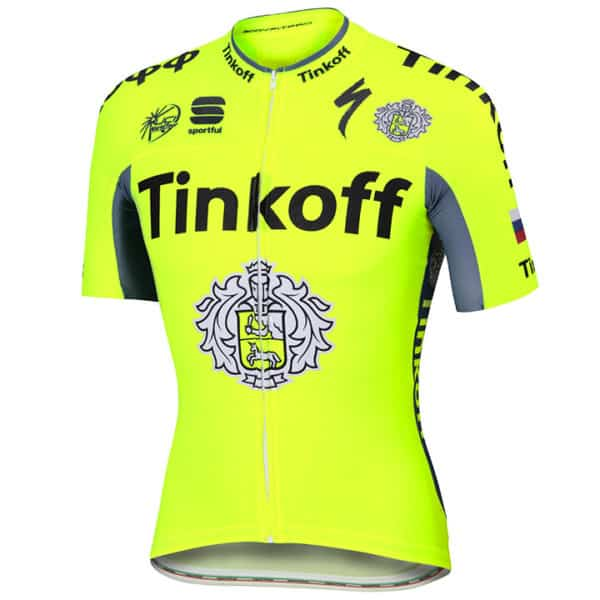 Maillot Tinkoff 2016