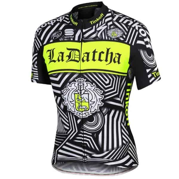 Maillot entrainement Tinkoff 2016