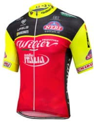 Maillot Wilier Triestina-Selle Italia 2017