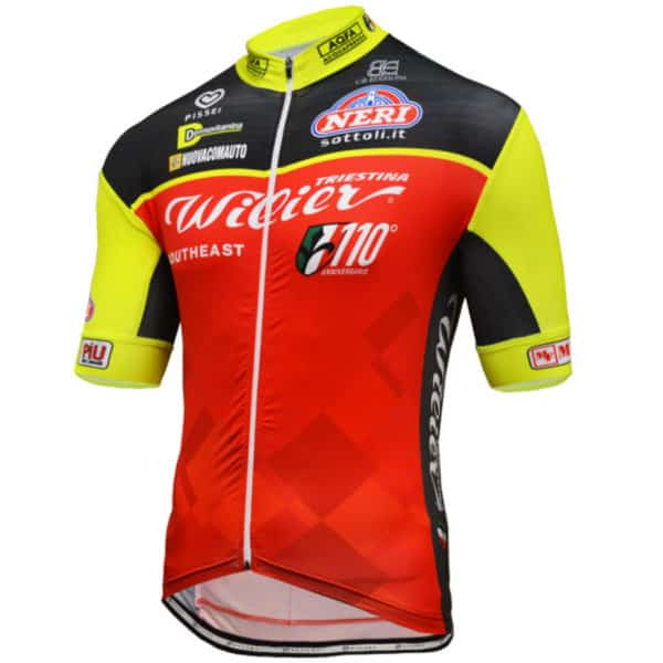 Maillot Wilier-Triestina-Southeast 2016