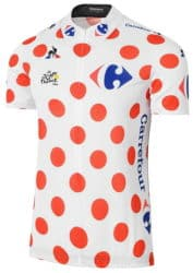 Maillot à pois Tour de France 2017