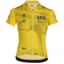 Maillot jaune Tour de France 2019 Paris