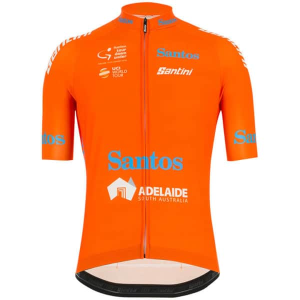 Maillot ocre Tour Down Under 2019