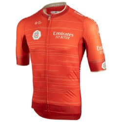 Maillot rouge UAE Tour 2019